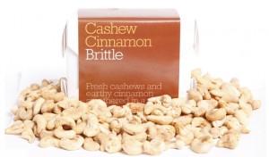 Cashew brittle from Sugah!