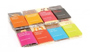 Chocolate bars from Sugah!