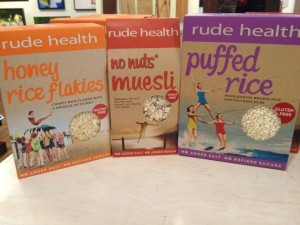Rude Health Cereals