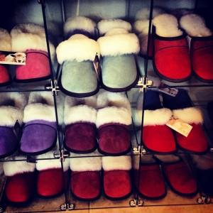 Garneau slippers