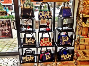 Michique Handbags at Maples Gallery