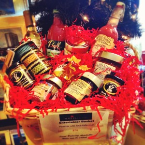 Maples giftbasket