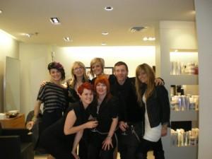 hair factory team