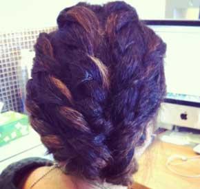 Hair Factory Halifax Updo