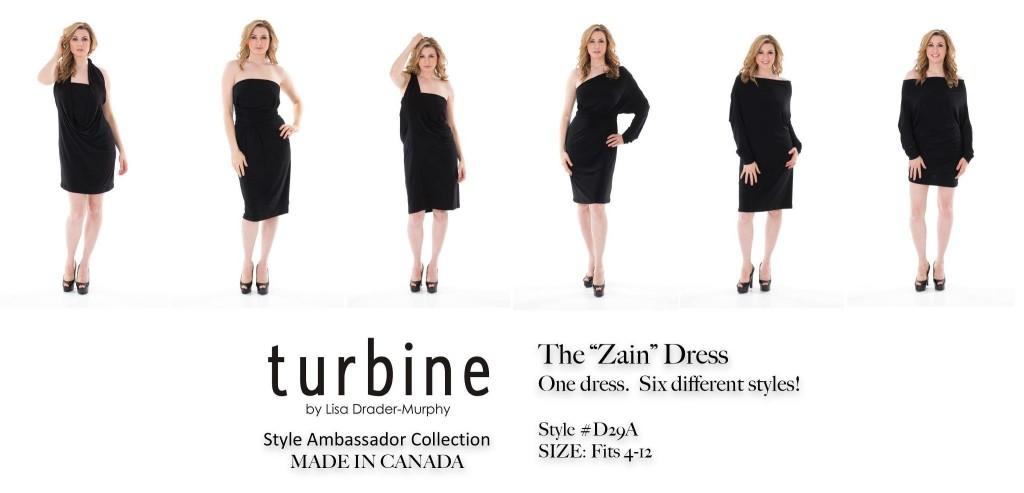 Zain Dress