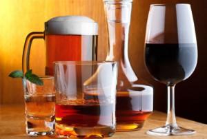 wine beer spirits