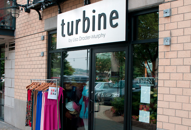 Turbine Bishop's Landing Samantha Stylish Blog Post