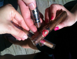 Paul Stulac Cigars Bishop's Landing