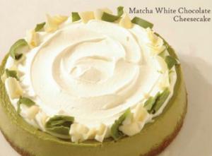 Piece of Cake Matcha Cake