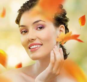 the landings fall skin care bishop's landing