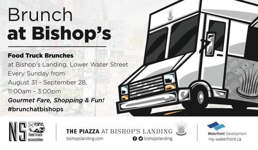 Brunch at Bishops - Food Truck