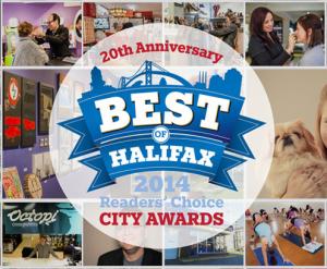 The Coast's Best of Halifax Awards 2014