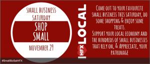 Small Business Saturday 2014