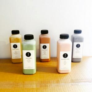 raw cashew milks juice press