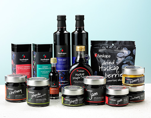 Haskapa Assortment of Fine Foods