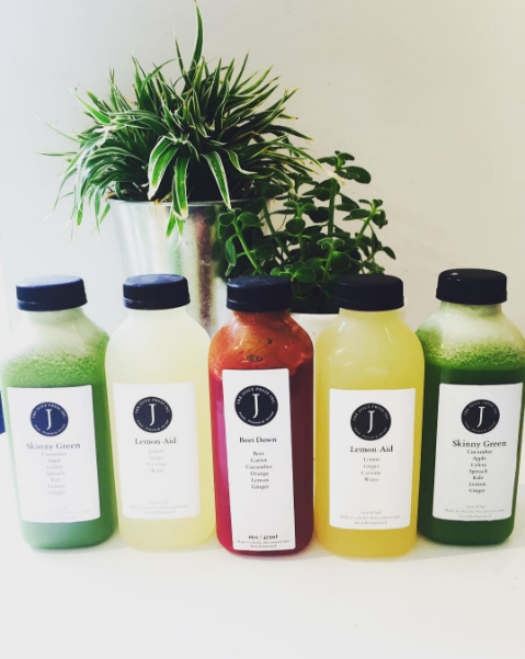 The Juice Press Inc. Juices and Plants