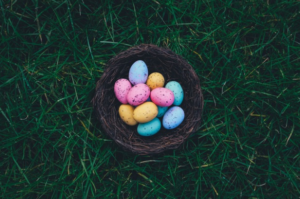 Bishop's Landing Easter Basket