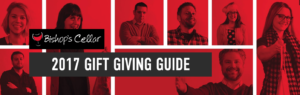 Cover of Bishop's Landing 2017 Gift Giving Guide