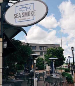 Sea Smoke Patio